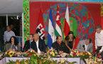 Abkhazie/Ossétie/Nicaragua: accord d'amitié et de coopération
