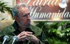 Cuba: Fidel Castro sur la Place de la Révolution pour la fête nationale