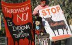 Torture : La Catalogne interdit la corrida !