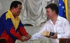 Uribe parti : Détente entre Caracas et Bogota