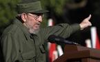 Fidel Castro prononce son premier discours en public depuis quatre ans