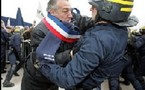 Incinérateur : Violence contre les élus et les manifestants