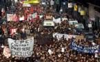 100000 manifestants à Marseille