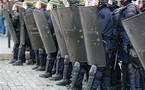 Images de répression