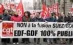 Fusion Suez-GDF