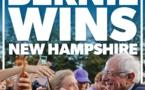 Bernie Sanders remporte la primaire du New Hampshire
