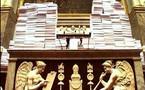 Bataille pour GDF : 137.629 amendements déposés