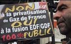 Privatisation de GDF