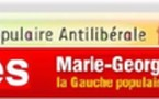 Istres avec Marie George Buffet