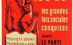 Recomposition de la Gauche, l'appel de Michel Rocard à l'UDF
