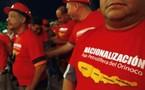 Le Vénézuéla nationalise le pétrole