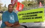 Istres: 4e jour de grève de la faim de Kader Kehiha
