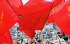 Les Jeunes Communistes chassés de Fos sur Mer