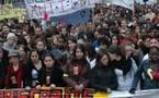 Le mouvement contre la loi Pécresse commence à toucher les lycées