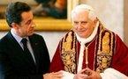Sarkozy : les religions avec moi