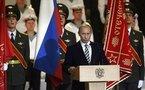 Poutine aux Occidentaux: 'le Kosovo va vous revenir dans la gueule'
