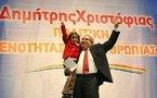 Chypre : le PCF se réjouit de la victoire de Dimitri Christofias