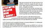 Canton Istres-Nord: Il faut mettre un carton rouge à Sarkozy !