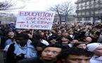 Manifestation des lycéens mardi 1er Avril