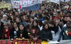 Le PCF exprime son 'soutien total' au mouvement étudiant