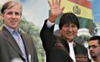 Bolivie : Evo Morales nationalise pétrole et téléphonie