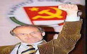 Primaire en Italie:15%pour les communistes
