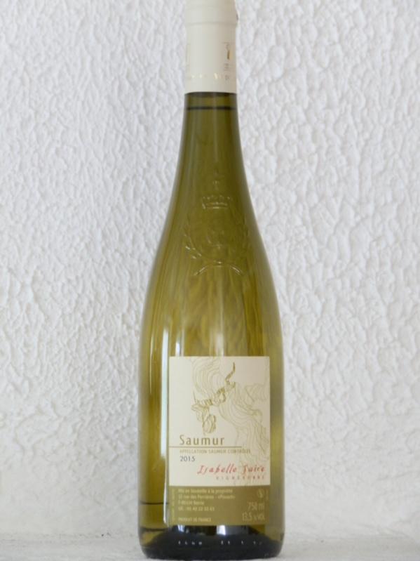 AOC Saumur blanc : Vignoble Vallée de la loire et Centre