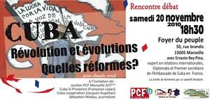 Cuba, Révolution et évolutions: quelles réformes?