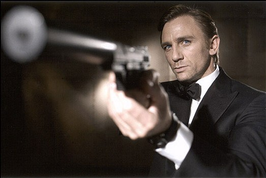 BOND… JAMES BOND : le retour !