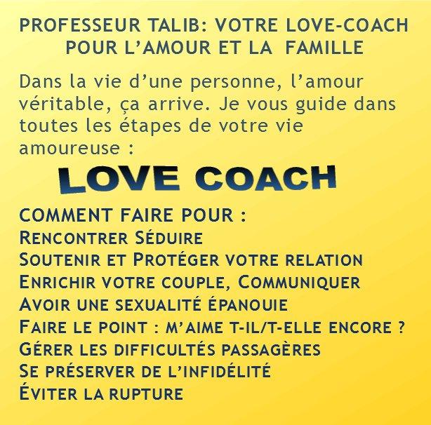 Pr Talib marabout voyant medium pour l'amour et la famille Saint-Nazaire