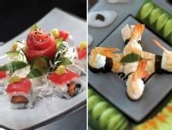 Origami nouveau Sushi et Sashimi en France