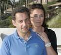 Cécilia et Nicolas Sarkozy