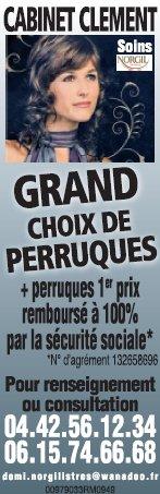 Relooking BDR : perruques et postiches à Istres en Provence