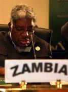 Actu Monde : Le président zambien Levy Mwanawasa est décédé