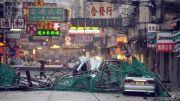 Actu Monde : Hong Kong au ralenti sous la menace du typhon Nuri