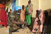Un hélicoptère de la Minuad s'écrase au Darfour