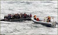 Italie: des immigrés clandestins jetés vivants en mer
