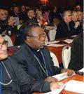 Actus Monde: le Vatican pour un pacte financier international
