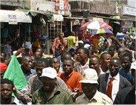 Actus Monde: violences électorales au Nigeria