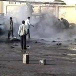Kirkourk après l'attentat de 2005