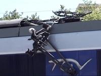 VAR: 2.000 personnes bloquées en TGV