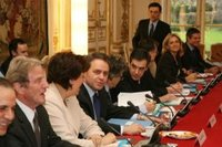 Un conseil des ministres spécial plan de relance