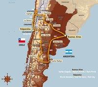 Dakar 2009: Argentine et Chili