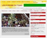 Editoweb met en ligne Les Forums du TOGO