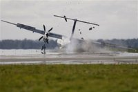 Actus monde: catastrophe aérienne aux USA
