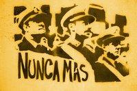 Dictature en Argentine: plus jamais