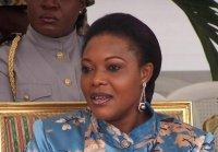Afrique: Sassou Nguesso et Bongo pleurent Edith Lucie