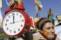 """Actus monde:  pour un """"New Deal vert"""" et contre Barroso"""