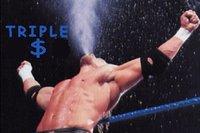 Photo d'origine: le catcheur Triple H