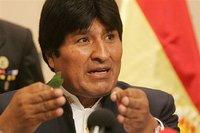Actus monde: le président bolivien Morales fait grève de la faim